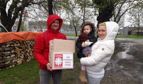 Másodszor is segítettünk a horvát földrengés károsultjainak